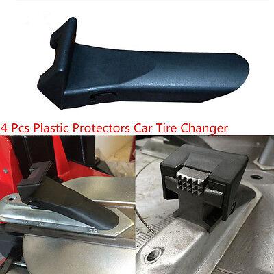 C 4Pcs Tire Changer Insert Jaw Cover Wheel Plastic Protector Triumph Rim Clamp