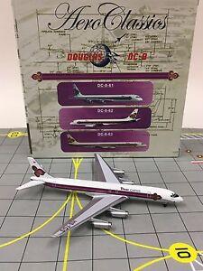 Aeroclassics 1:400 Thai Cargo Douglas DC-8 HS-TGS