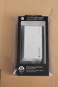Mophie-Juice-Pack-Powerstation-mini-weiss-externer-Akku-2500-mAh-Batterie