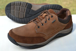 ac92142414573 Image is loading Clarks-Plus-Mens-Casual-Shoes-BAYSTONE-GO-GTX-