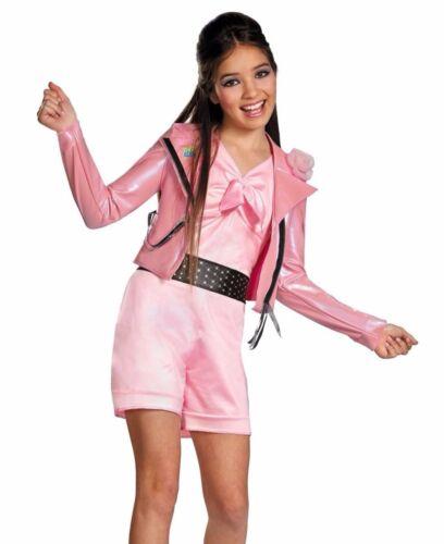 M 7-8 Lela Costume Deluxe Biker Teen Beach Movie Tween L 10-12 XL 14-16