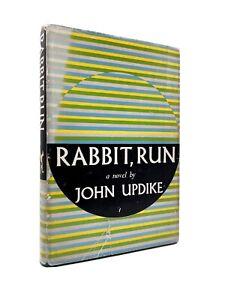Rabbit Run - STATED FIRST EDITION - 1st Printing - John UPDIKE 1960