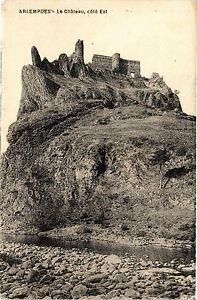 CPA ArLEMPDES - Le Chateau cote Est (203076)