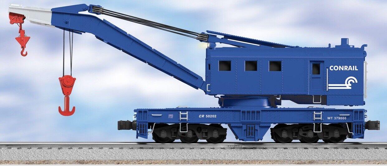 hasta un 50% de descuento Coche Lionel TMCC Conrail Conrail Conrail grúa 6-29805 LN Caja MTH K-Line Atlas o calibre Tren Coche  salida para la venta