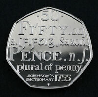 UK 50p Fifty Pence Commemorative Coins / Coin Hunt PROOF & BU ONLY - Choose Year
