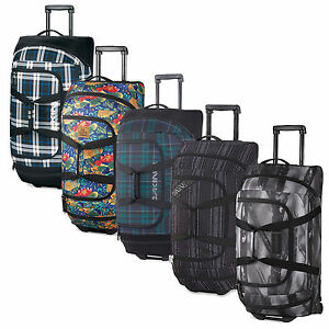 dakine wheeled duffle 58 liter trolley gep ckroller. Black Bedroom Furniture Sets. Home Design Ideas