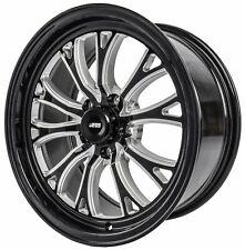 17 x 8 JEGS Performance Products 681044 D Window Wheel Diameter /& Width