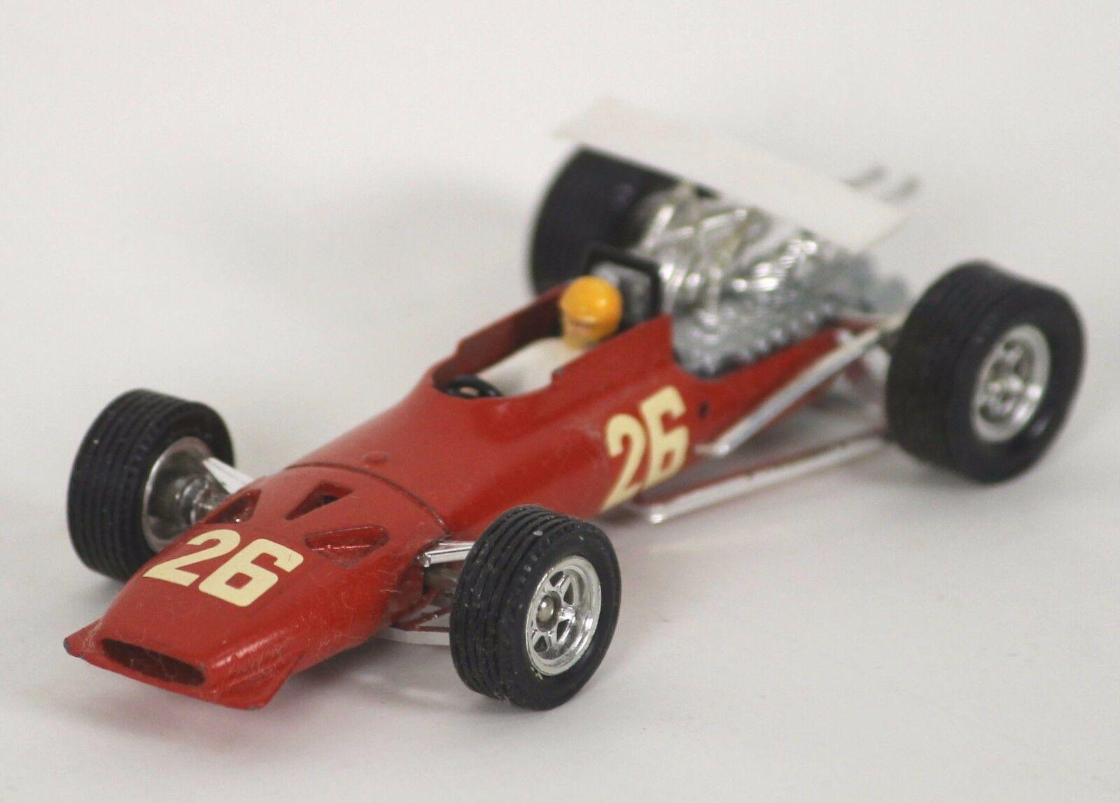 Ferrari F1 V12 Metal. Dinky Toys, ESC 1 43. ref 1422. fabricado en Francia.