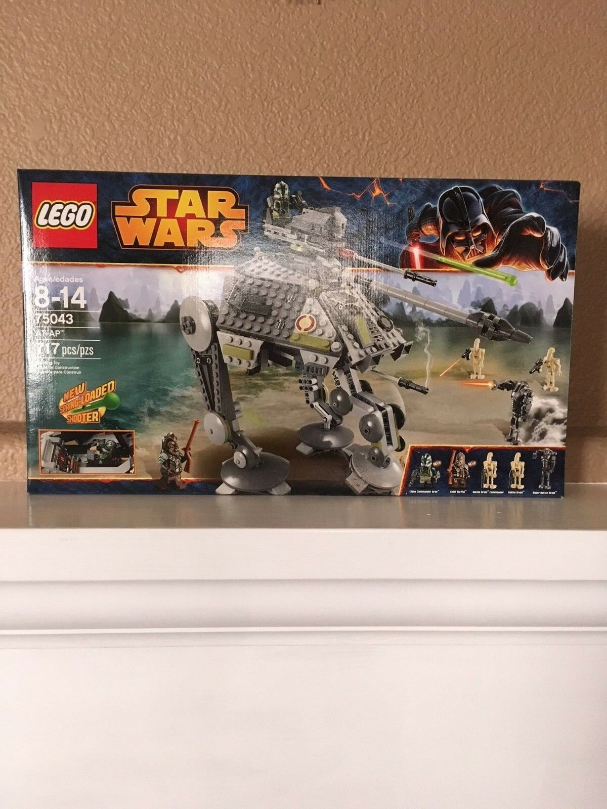 LEGO -NIB~ Star Wars  75043- AT-AP