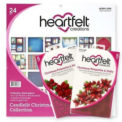 Heartfelt Creations Purr-fect Posies Creative Essentials Paper Die Stamp Perfect