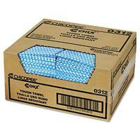 CHI 0312 Chix Tough Towels 13 1 4 x 24 Blue White CHI0312 on Sale