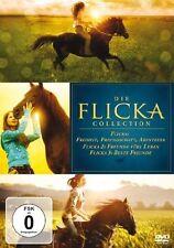 DIE FLICKA COLLECTION, Alle Teile, Teil 1 + 2 + 3, Pferdefilm, DVD, NEU