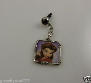 Disney-fairy-tinkerbells-friend-cell-phone-charm-ear-cap-dust-plug