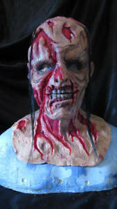 Zombie-silicone-mask