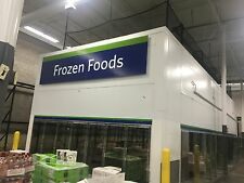 Walkin Walk In Cooler Freezer 16 12 Feet Tall X 20 X 50