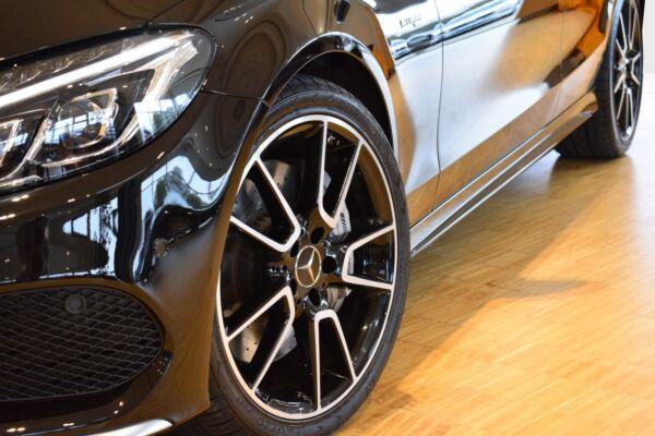 Mercedes C43 3,0 AMG stc. aut. 4-M - billede 3