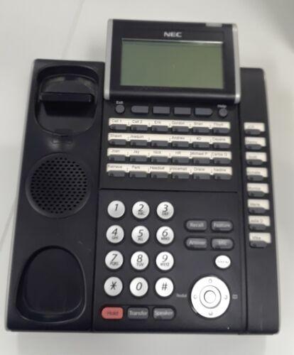 Nec DT300 DTL-32D-1 Phone// with attachment BK