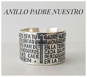 ANILLO-PADRE-NUESTRO-PLATA-925-ml-RING-OF-THE-FATHER-OUR-SILVER-RING