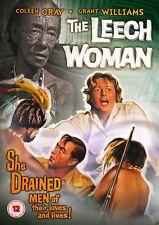The Leech Woman 1959 DVD