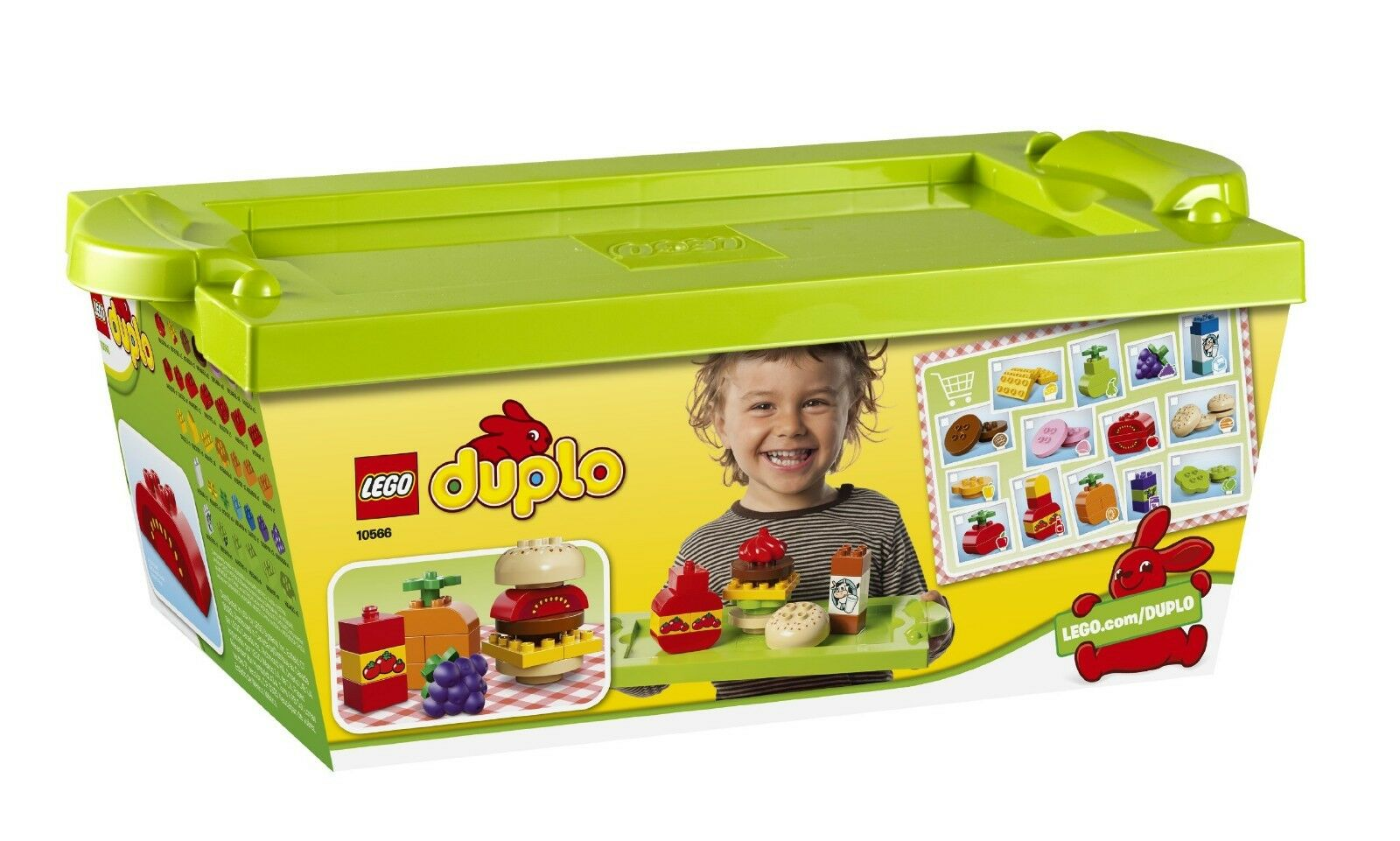 LEGO-10566-DUPLO Creative Play Creative Creative Creative Picnic Set-Brand New-Free UK Delivery 8b90a7