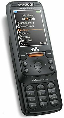 Original Sony Ericsson W850 W850i Unlocked Cell Phone 3G FM Bluetooth Free Ship