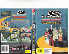 DeltaState:Vol 3:Blast From The Past-2004-TV Series Canada-4 Episodes-DVD