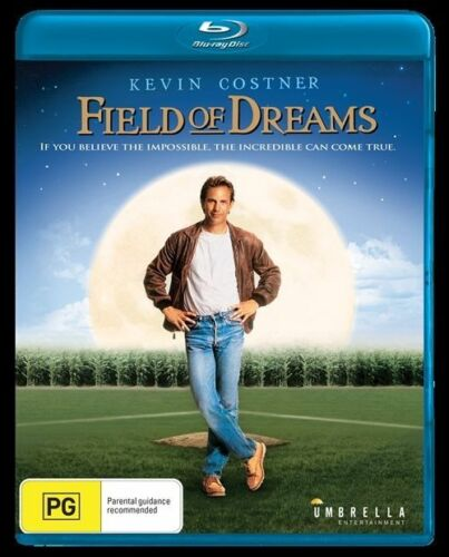 1 of 1 - Field Of Dreams (Blu-ray, 2014) Brand New Sealed