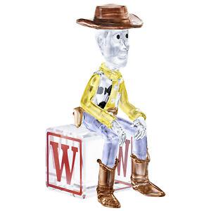Swarovski-Crystal-5417631-Disney-Pixar-Toy-Story-Sheriff-Woody-10-6cm-RRP-499