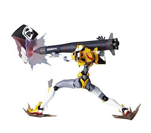 NEW Legacy of Revoltech LR-036 Evangelion Unit 00 Kai Figure KAIYODO F S