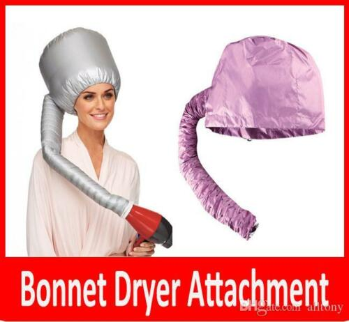 Portable Soft Hair Care Blow Dryer Attachment Drying Cap Bonnet Hood Hat Diffuse
