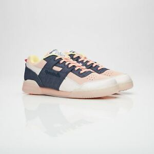Reebok x Hanon Workout Lo Plus Bellys Gonna Get Ya Trainers Size 7 ... 737232760