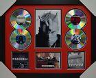 EMINEM CD SIGNED FRAMED MEMORABILIA LIMITED EDITION