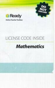 Ready Online Teacher Toolbox-Mathematics- License Code