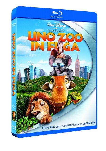 Uno Zoo In Fuga (Blu ray) Walt Disney - Pixar (amaray)