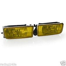 Nebelscheinwerfer Set Gelb Klarglas für BMW 3er E36 Touring Gelbe Nebler
