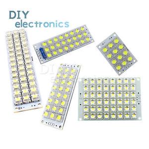 Super-Bright-5-12V-12-24-42-48-LED-Piranha-LED-Panel-Board-Lamp-lighting-US