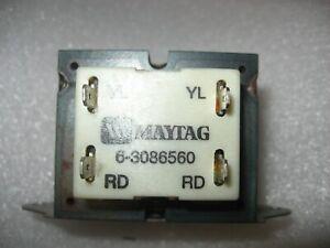 132068 ADC TRANSFORMER MAYTAG 6-3086560 BASLER ELECTIC TESTED OK