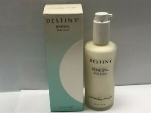 Destiny Marilyn Miglin 6.0 oz/177 ml Renewal Body Lotion Women, Discontinued!