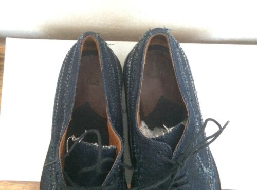 Chaussures Denim Smith Uk8 42 Brogues Paul Jeans Made In Italy rCfwzrq5