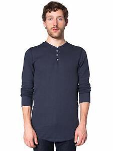 American-Apparel-Herren-Unisex-Flex-Fleece-Kapuzen-Zip-Hoodie-Sweatshirt-F497