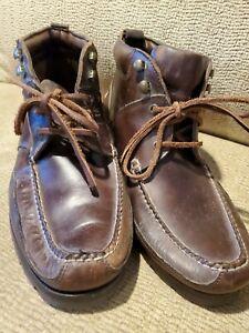 Orvis Gokey Leather Chukkas Men's 13EE