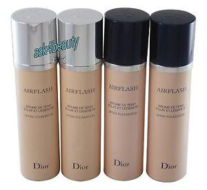c9d98ad4 Details about Dior Diorskin Airflash Spray Foundation Choose Shade  2.3oz/70ml New&Unbox