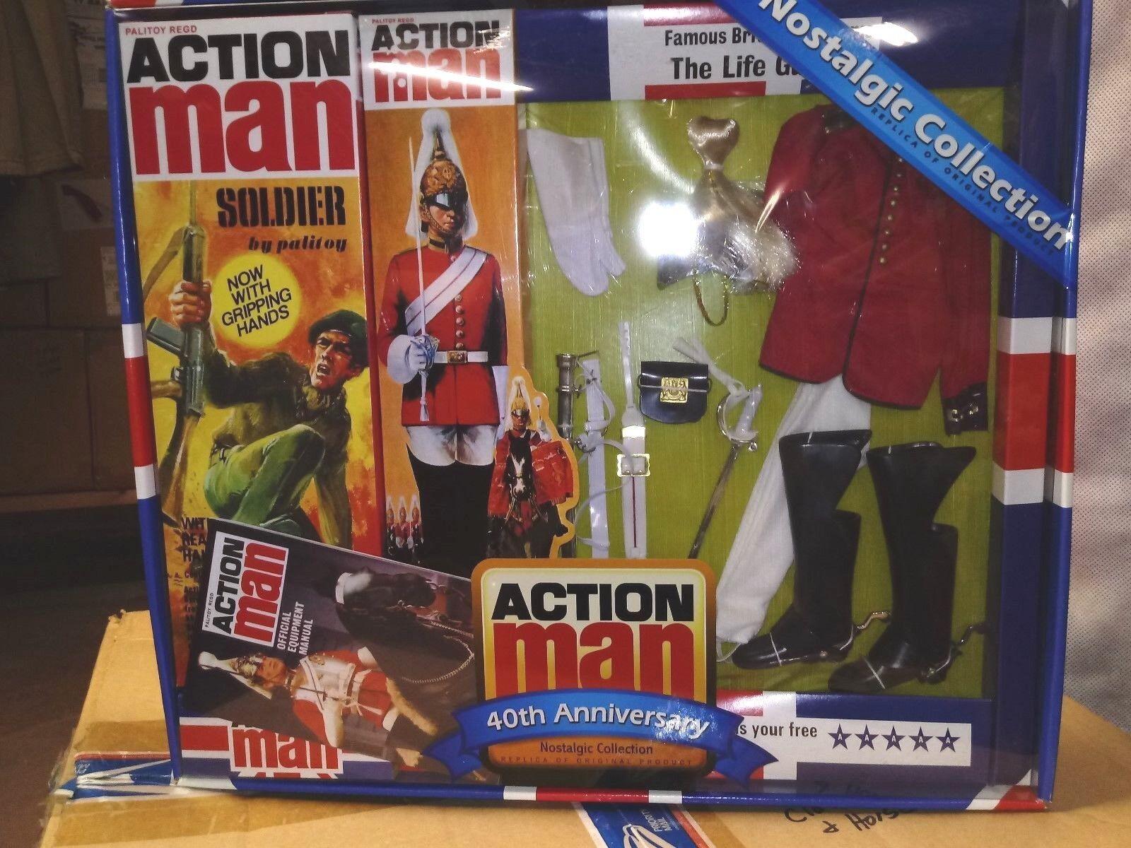 Action Man Life Guard & SOLDAT 1 6