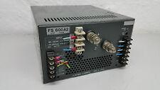 Nemic Lambda FS-600A2 PSU Power Supply Netzteil 1,7V 140A