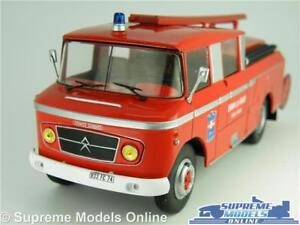 Details about CITROEN 46 CD FIRE ENGINE MODEL TRUCK 1:43 SCALE IXO POMPES  GUINARD FRANCE K8