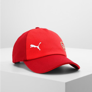 Image is loading PUMA-ARSENAL-London-Unisex-PERFORMANCE-CAP-Football-Soccer- a0a1b0a5503
