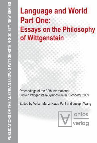 Wittgenstein essay resume activites