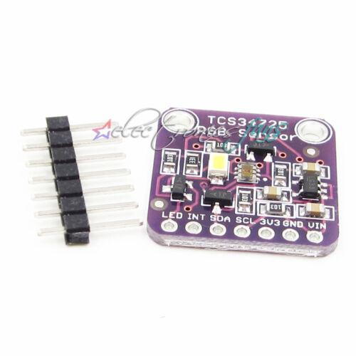 TCS34725 RGB Licht Kolorit Sensor Anerkennung Modul Für Arduino