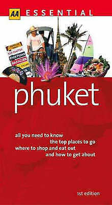 Essential Phuket (AA Essential) by Forbes, Andrew; Henley, David