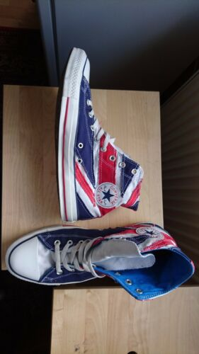 Who The 1 Flag Star Britain All 2 Size Chucks Converse Great 10 Cw7Iqxt